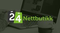 Kurs i 24Nettbutikk: starte nettbutikk